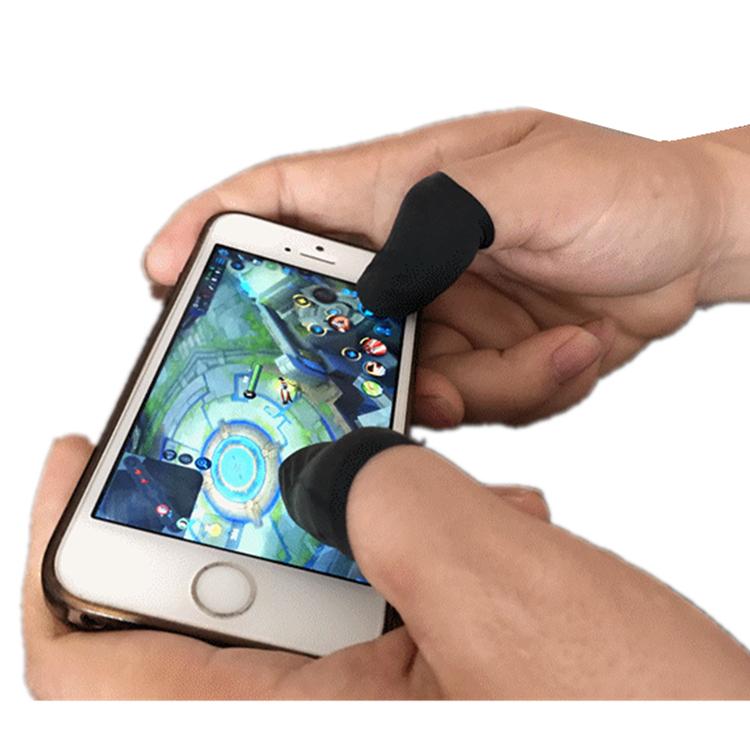 手机游戏触屏手指套防汗电容手套平板触摸摇杆手游cf荣耀