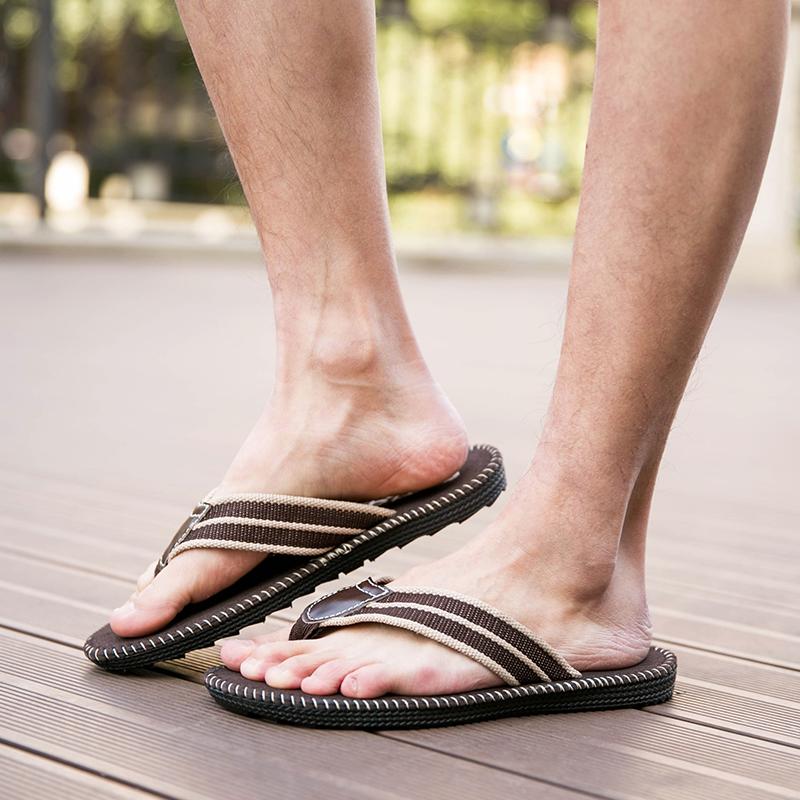 人字拖男防滑韩版潮流男士沙滩个姓凉拖夏季越南拖鞋男款夹板托鞋