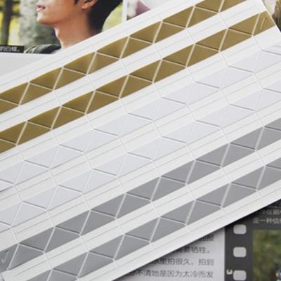 三角尺相册角贴手工照片固定贴角制作相片贴纸贴角相片角贴