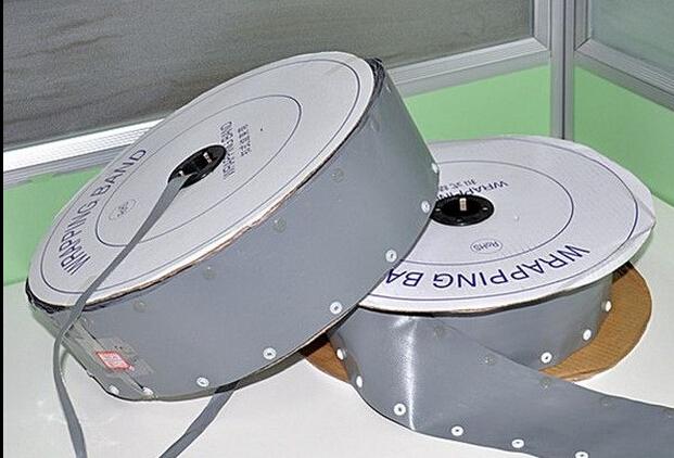 pvc扣式结束带钮扣电线捆绑带塑料卷式束线带pcwb-140 75米
