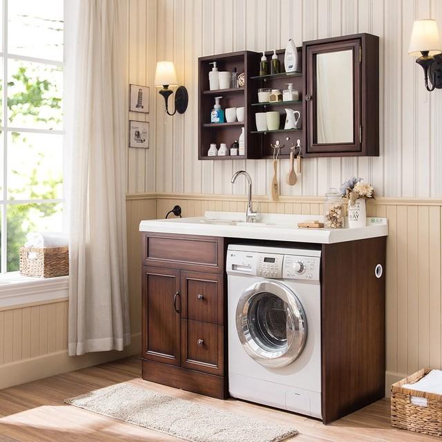 洗衣機 你這個占地方的