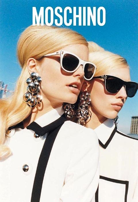 Moschino太阳眼镜一直以其独创风格著称,并且在现代潮流中不断唤起一种年轻,热情和我行我素的风范。Moschino太阳眼镜大胆采用粗厚的镜架和醒目的形状,色彩,为即将成为  ... eadfca85c8e
