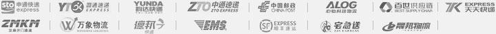 合作伙伴logo列表