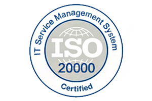 ISO 20000 Certificate