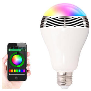 3W Bluetooth Speaker Led Bulb
