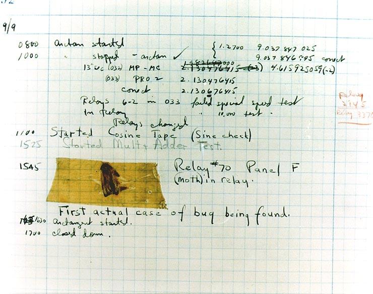 History of Debug