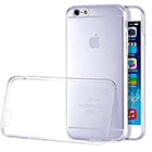 Thin Transparent Crystal Clear Hard Case for iPhone 6S