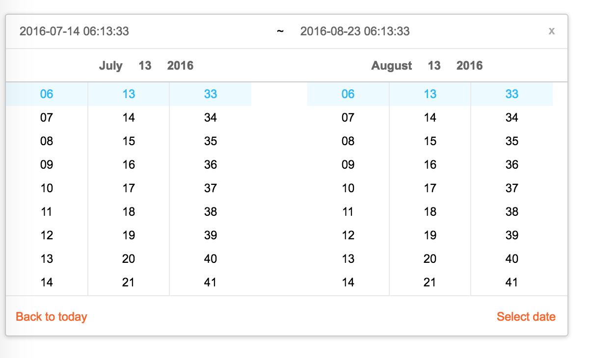 rc-calendar - npm