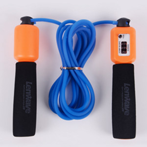 Adjustable Jump-ropes with Counter
