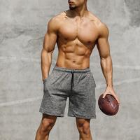 运动短裤男跑步健身速干薄款休闲夏季宽松训练中裤篮球五分裤男士